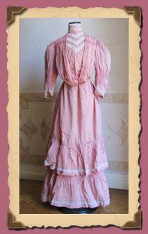 on sale a7e92 e824e Abiti Antichi- Collezione 1900-1910