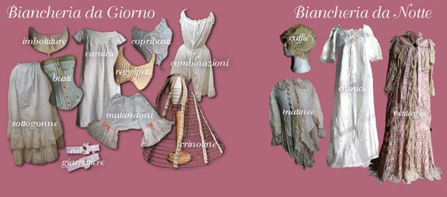 buy online 0ce88 66c8f Abiti Antichi - biancheria